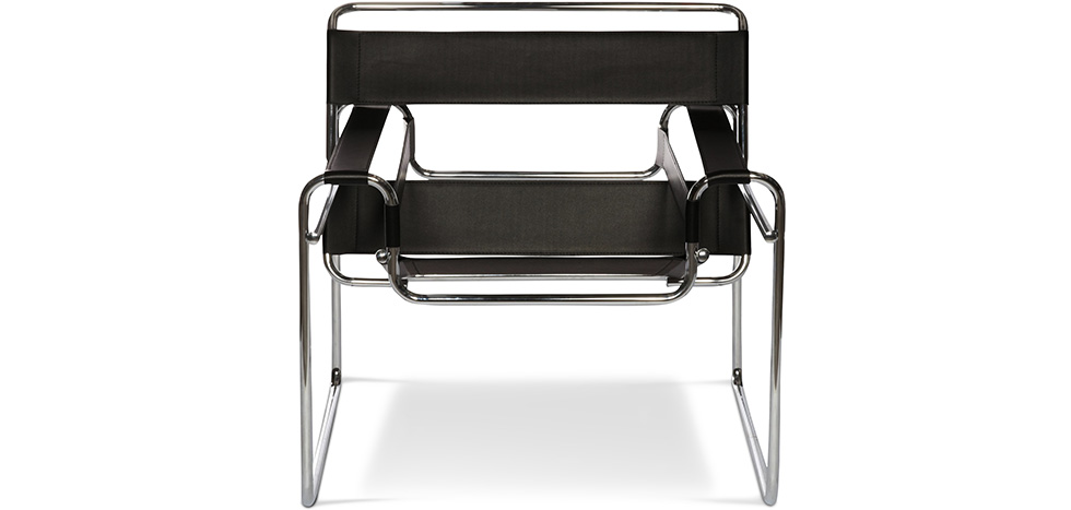 silla wassily marcel breuer. Black Bedroom Furniture Sets. Home Design Ideas